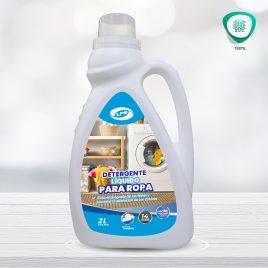Detergente Liquido Ropa 2L