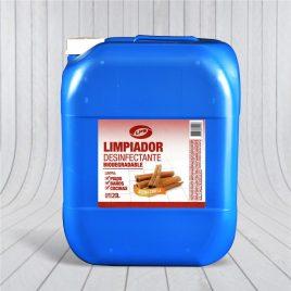 Limpiador Desinfectante Canela 20L