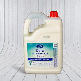 Cera Emulsionada 4L