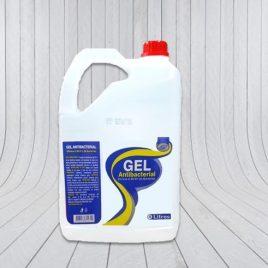 Gel Antibacterial LPS 4 L
