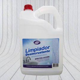 Limpiador Desincrustante 4L