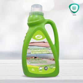 Detergente Ropa Concentrado Antibacterial 2L
